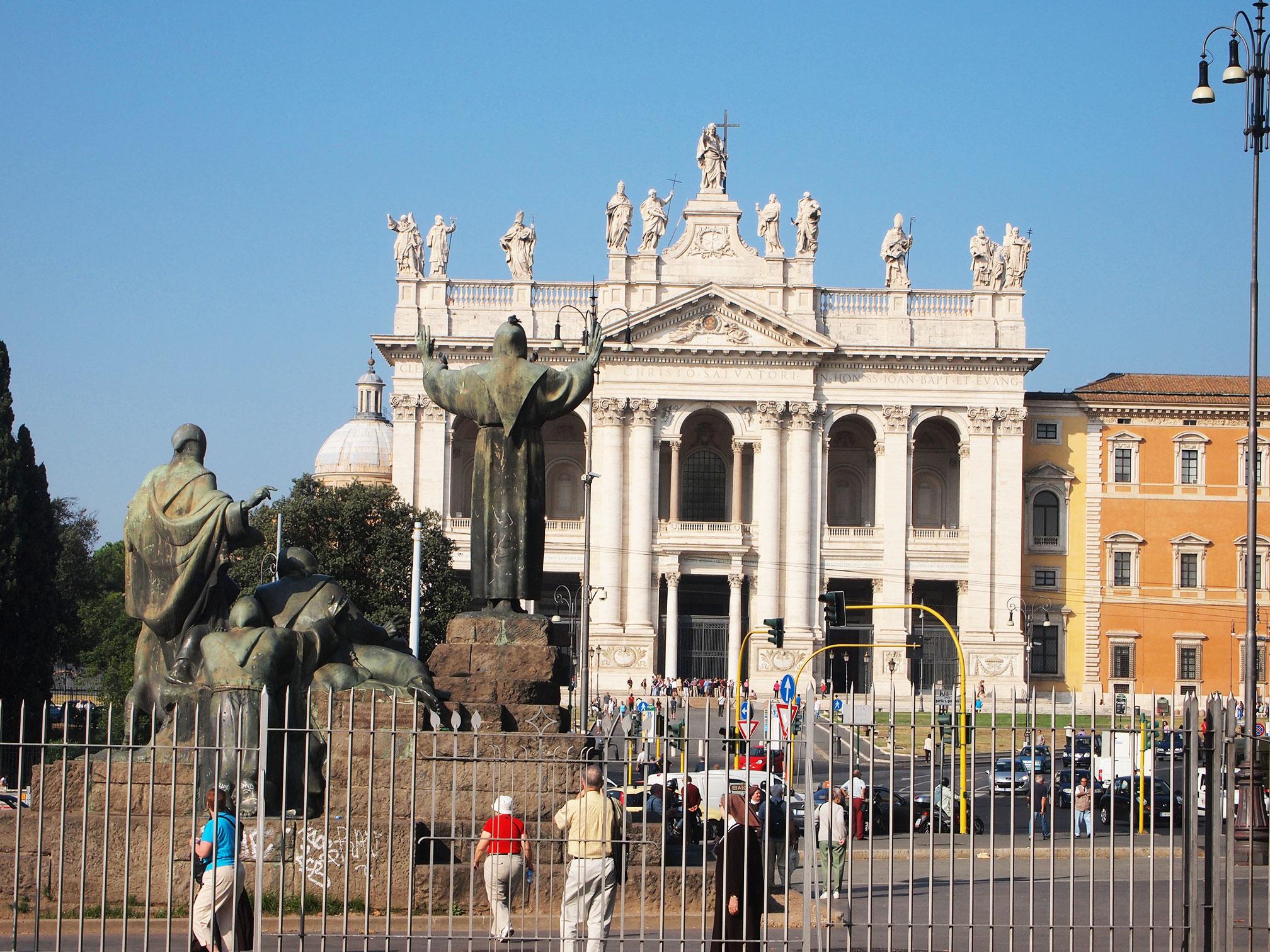 羅馬.拉特朗大殿